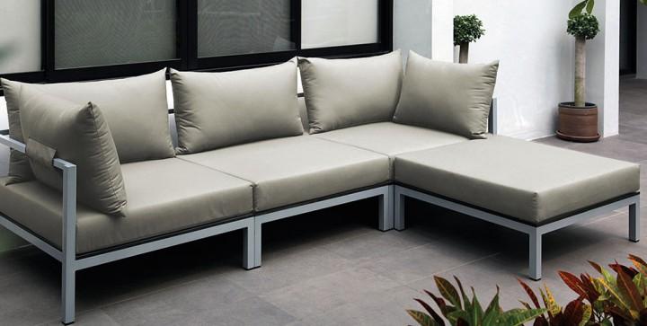 loungemobel garten alu – actof, Gartenarbeit ideen