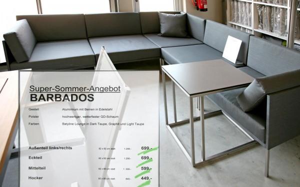 Modulsystem BARBADOS Graphit
