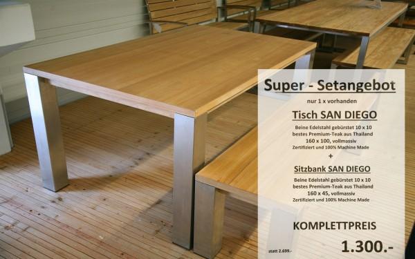 Tisch San Diego