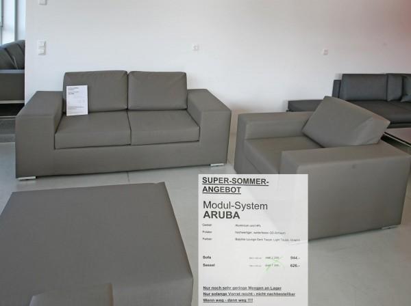 Modulsystem ARUBA - Sessel