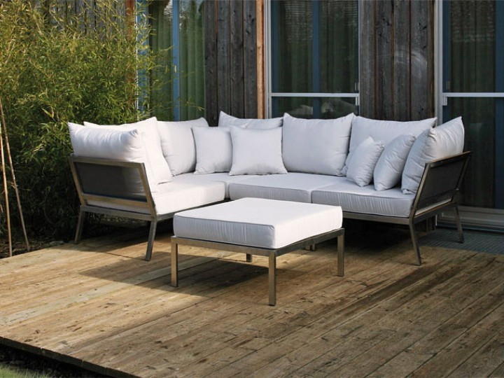 ANTIGUA ModulSystem  andere Materialien  LoungeMöbel