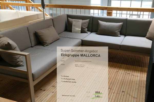MALLORCA Eckgruppe