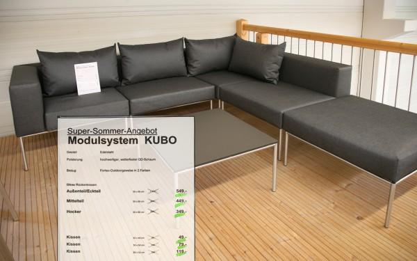 Modulsystem KUBO