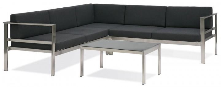 gartenmobel edelstahl lounge interessante. Black Bedroom Furniture Sets. Home Design Ideas