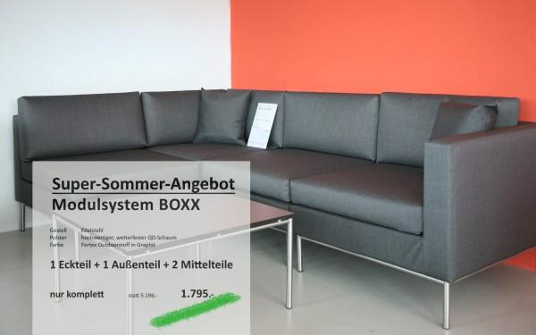 BOXX Modul-System Graphit